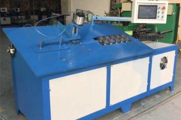 2D CNC ավտոմատ պողպատե WIRE կռում մեքենա