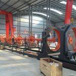 cnc պողպատե վանդակի եռակցման մեքենա պողպատե ափսե կարել welder օգտագործման համար շենքում