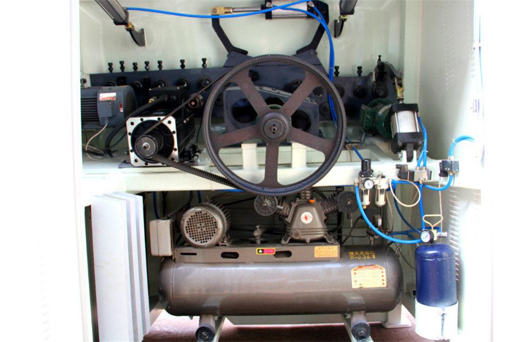 CNC մետաղալարով կռում մեքենա 4