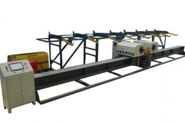 CNC պողպատե բար կախովի կենտրոն մեքենա